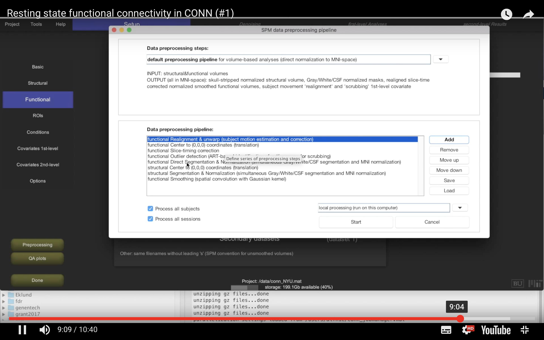 NITRC: CONN : functional connectivity toolbox: help