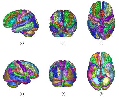 Nitrc Sri24 Atlas Normal Adult Brain Anatomy